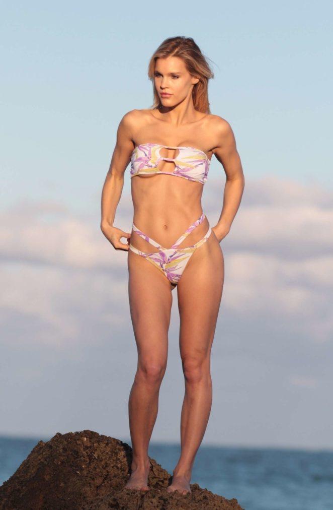 Joy Corrigan: Bikini Photoshoot -37