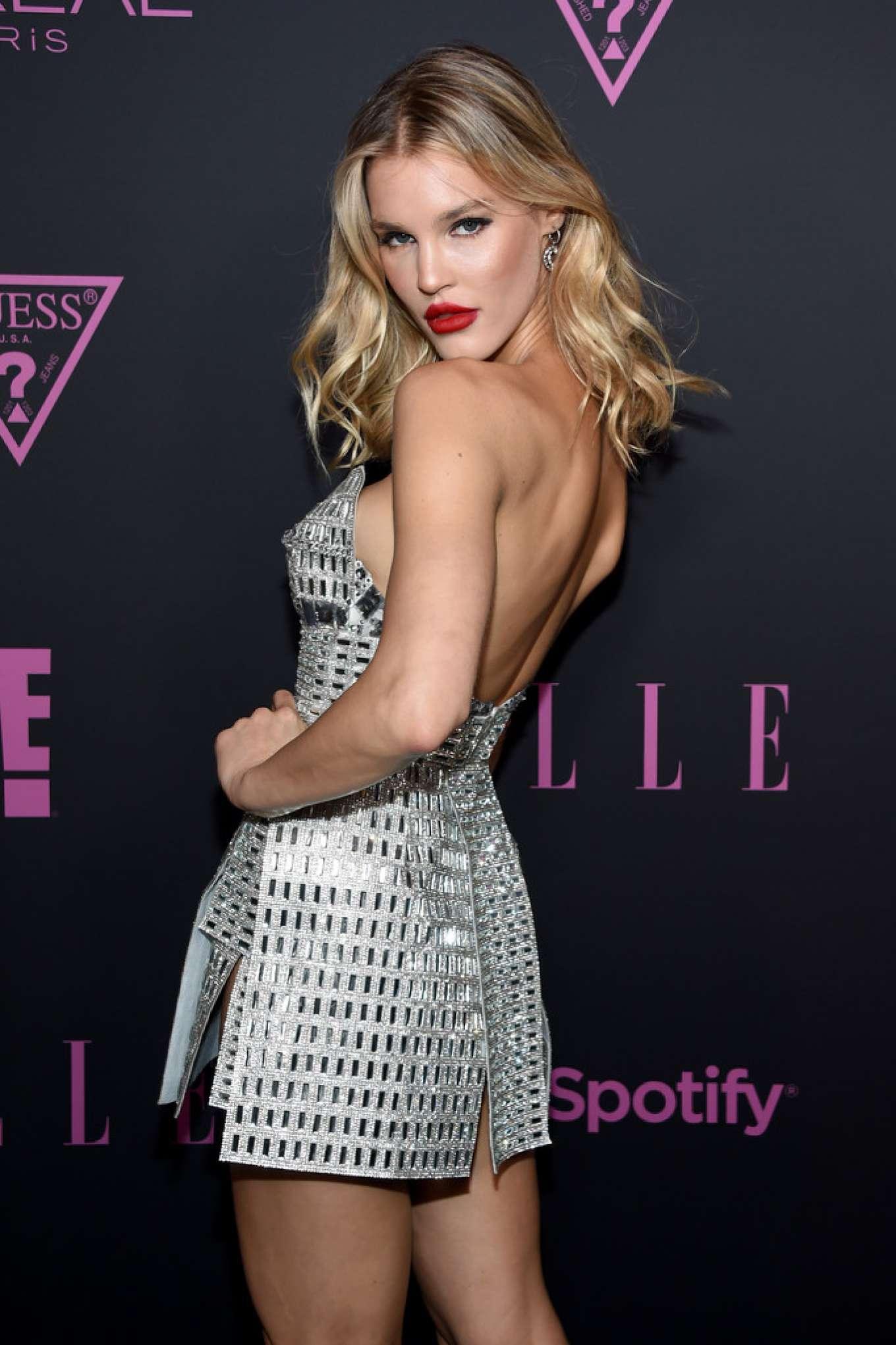 Joy Corrigan 2019 : Joy Corrigan – ELLE Women in Music presented by Spotify-05