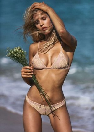 Joy Corrigan - Luxe Cartel Bikini Photoshoot 2017