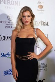 Joy Corrigan - Ocean Drive Magazine Annual Swim Issue Release Party in Miami