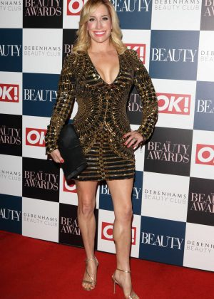 Joy Desmond - Beauty Awards 2016 in London