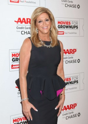 Joy Mangano - AARP's Movie For GrownUps Awards in Beverly Hills