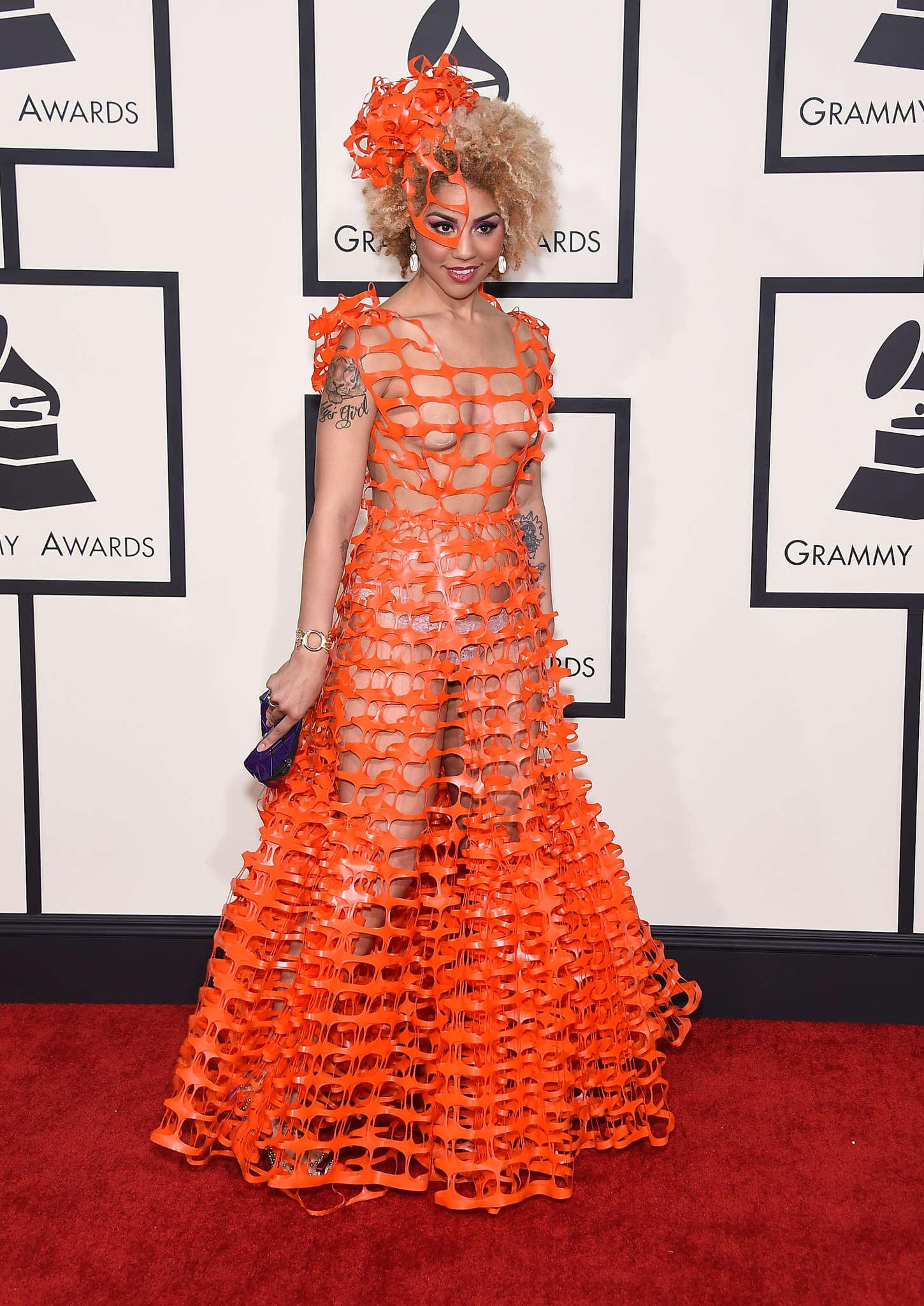 Joy Villa 2015 Grammy Awards 06 Gotceleb