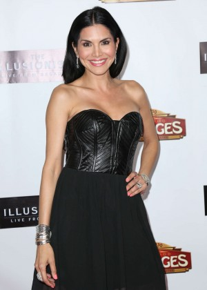 Joyce Giraud - 'The Illusionists - Live From Broadway' Premiere in Los Angeles