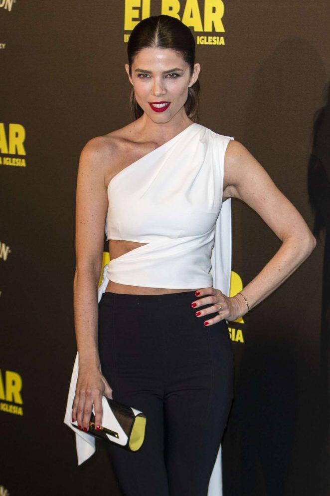Juana Acosta - 'El Bar' Premiere in Madrid