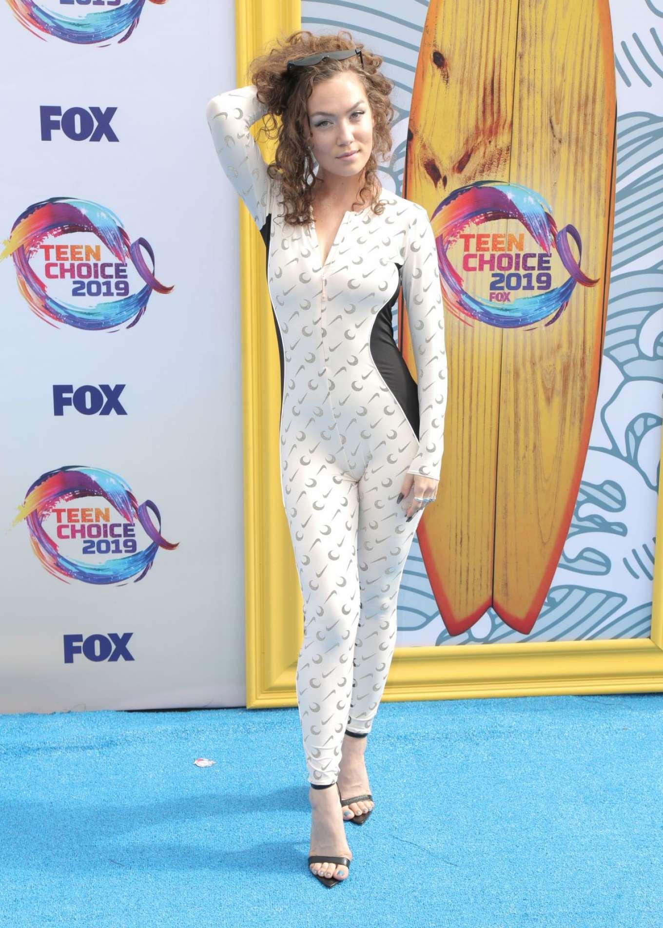 Jude Demorest 2019 : Jude Demorest – Teen Choice Awards 2019 in Los Angeles -04