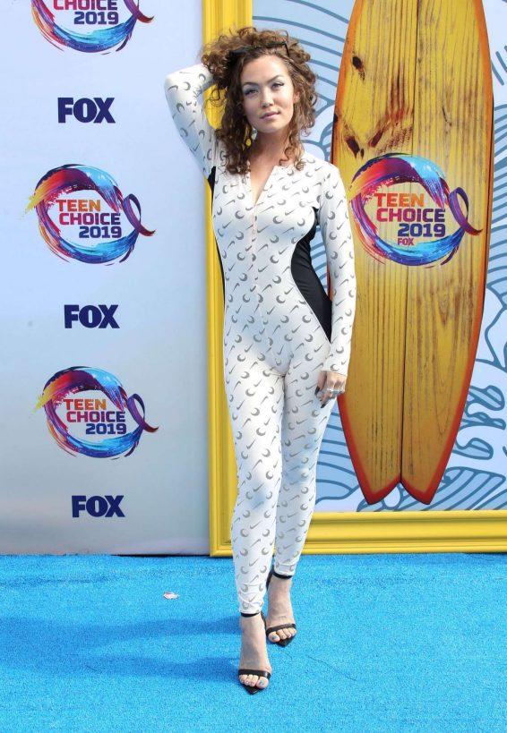 Jude Demorest 2019 : Jude Demorest – Teen Choice Awards 2019 in Los Angeles -13