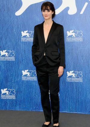 Judith Chemla - 'Une Vie' Photocall' at 73rd Venice Film Festival in Venice