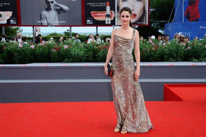 Judith Chemla: Une Vie Premiere at 73rd Venice Film Festival -11