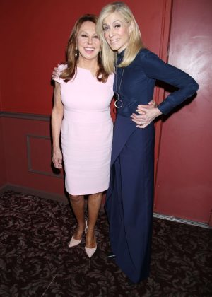 Judith Light and Marlo Thomas - 66th Annual Outer Critics Circle Awards in NYC
