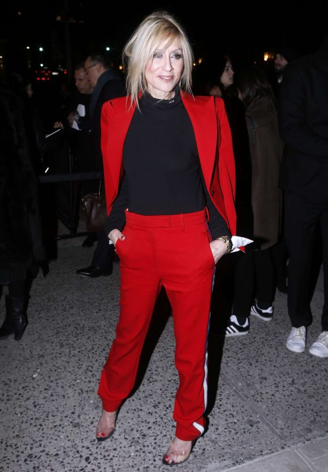 Judith Light – Calvin Klein Fashion Show 2018 in New York