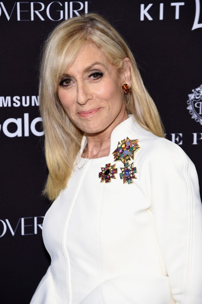 Judith Light - Harpers Bazaar ICONS Event in NY