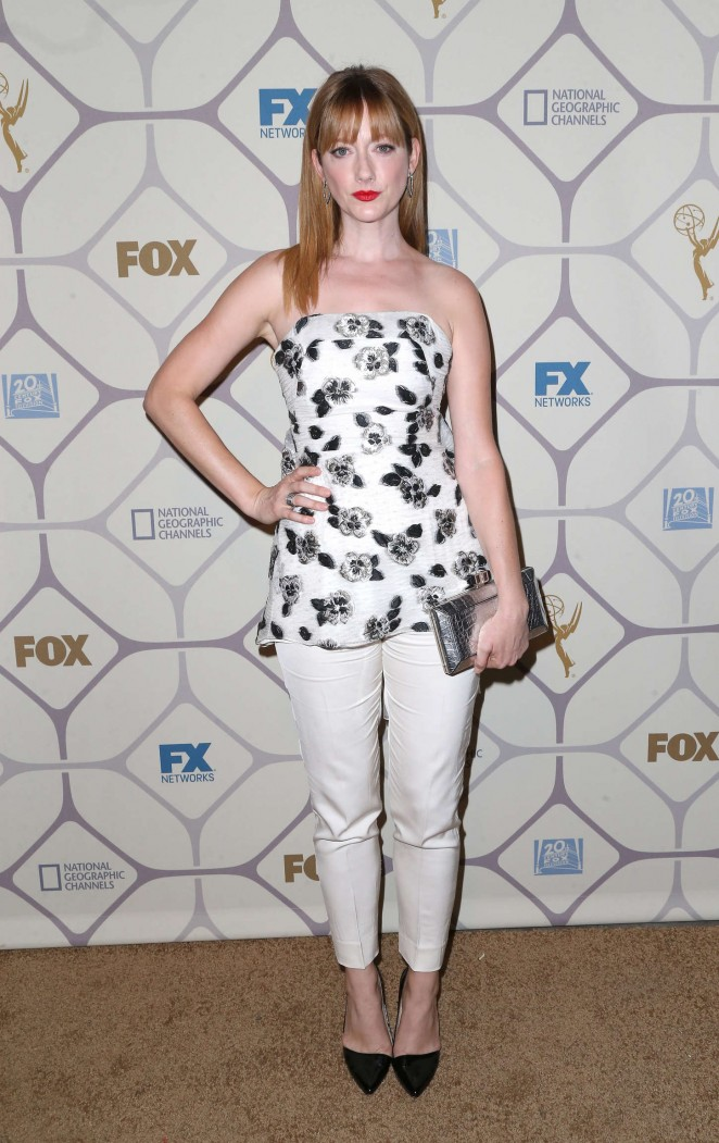Judy Greer – 2015 Emmy Awards Fox After Party in LA