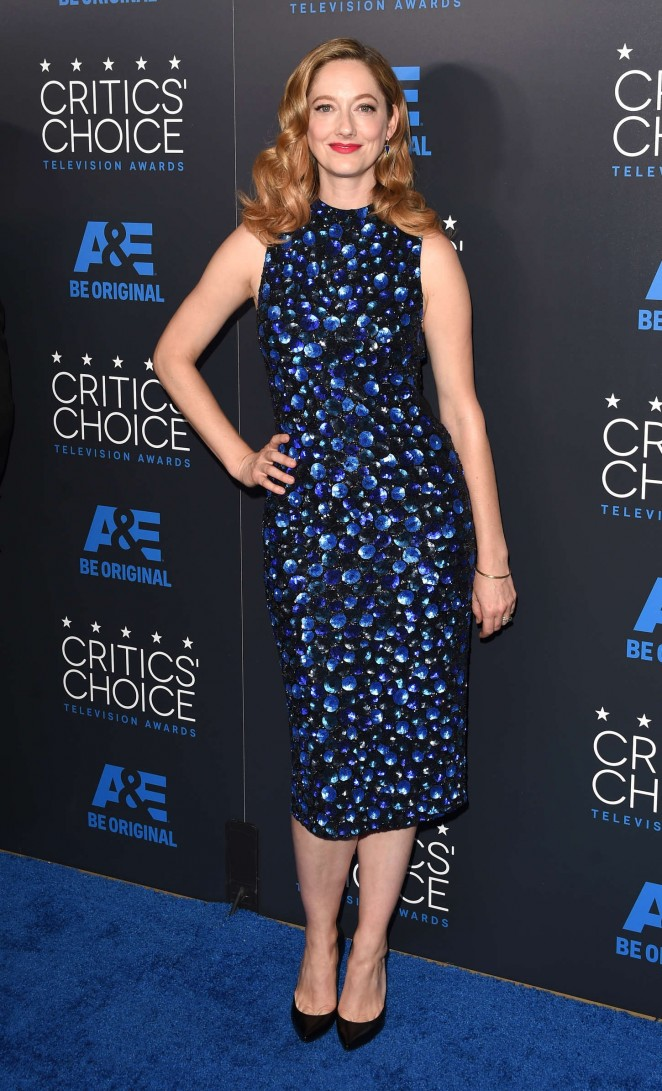 Judy Greer – 5th Annual Critics Choice Television Awards in Beverly Hills