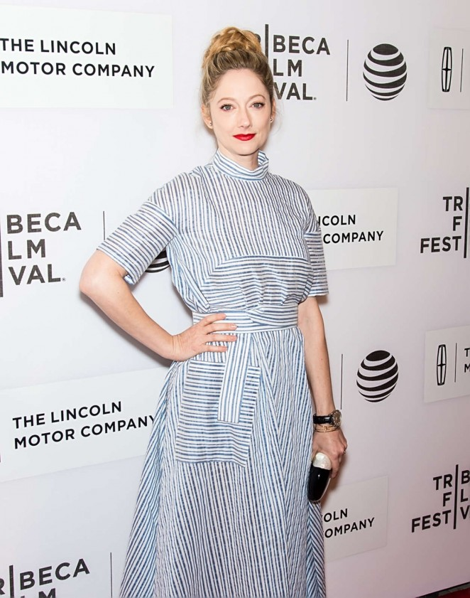 Judy Greer – 'All We Had' Premiere at 2016 Tribeca Film Festival in New York