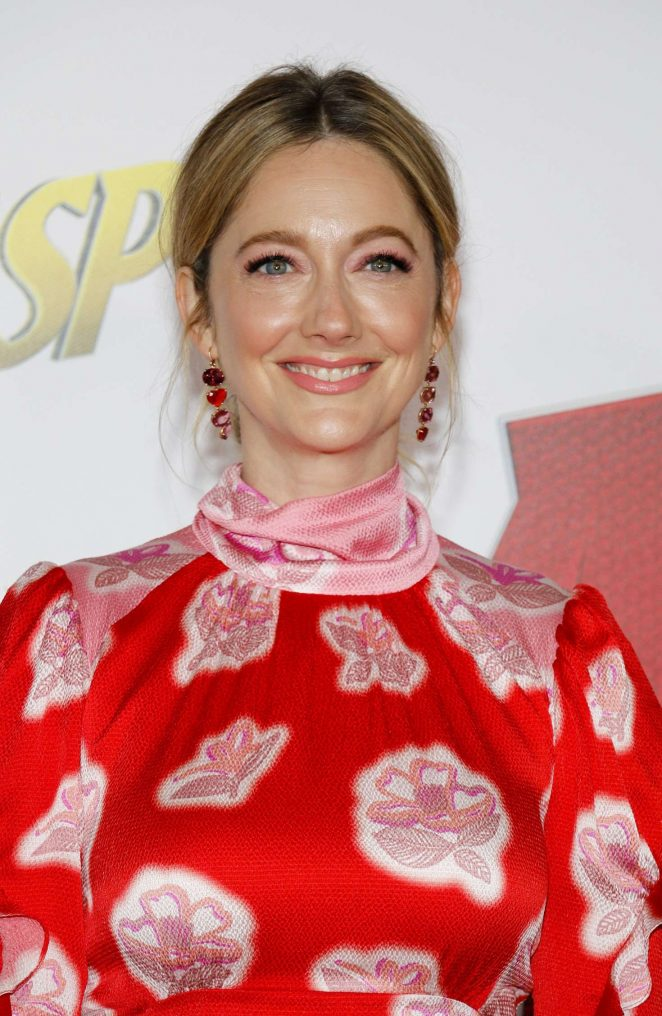 Judy Greer – 'Ant-Man and The Wasp' Premiere in Los Angeles