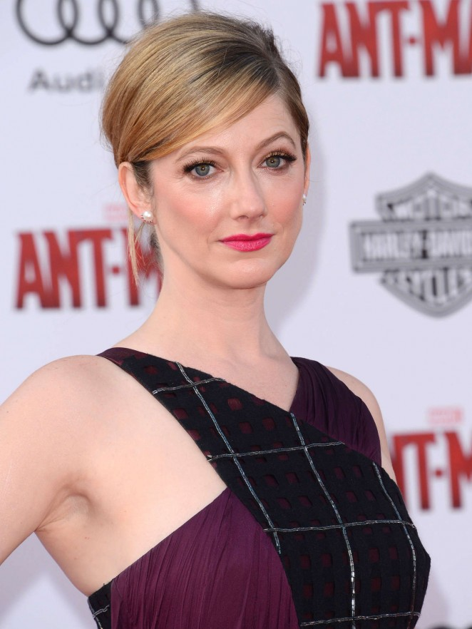 Judy Greer – Marvel's 'Ant-Man' Premiere in Hollywood