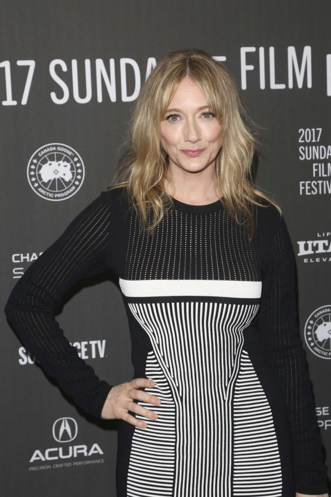 Judy Greer: Wilson Premiere at 2017 Sundance -16
