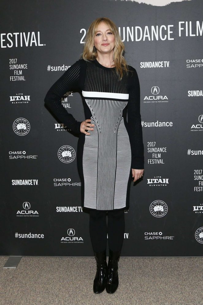 Judy Greer: Wilson Premiere at 2017 Sundance -17