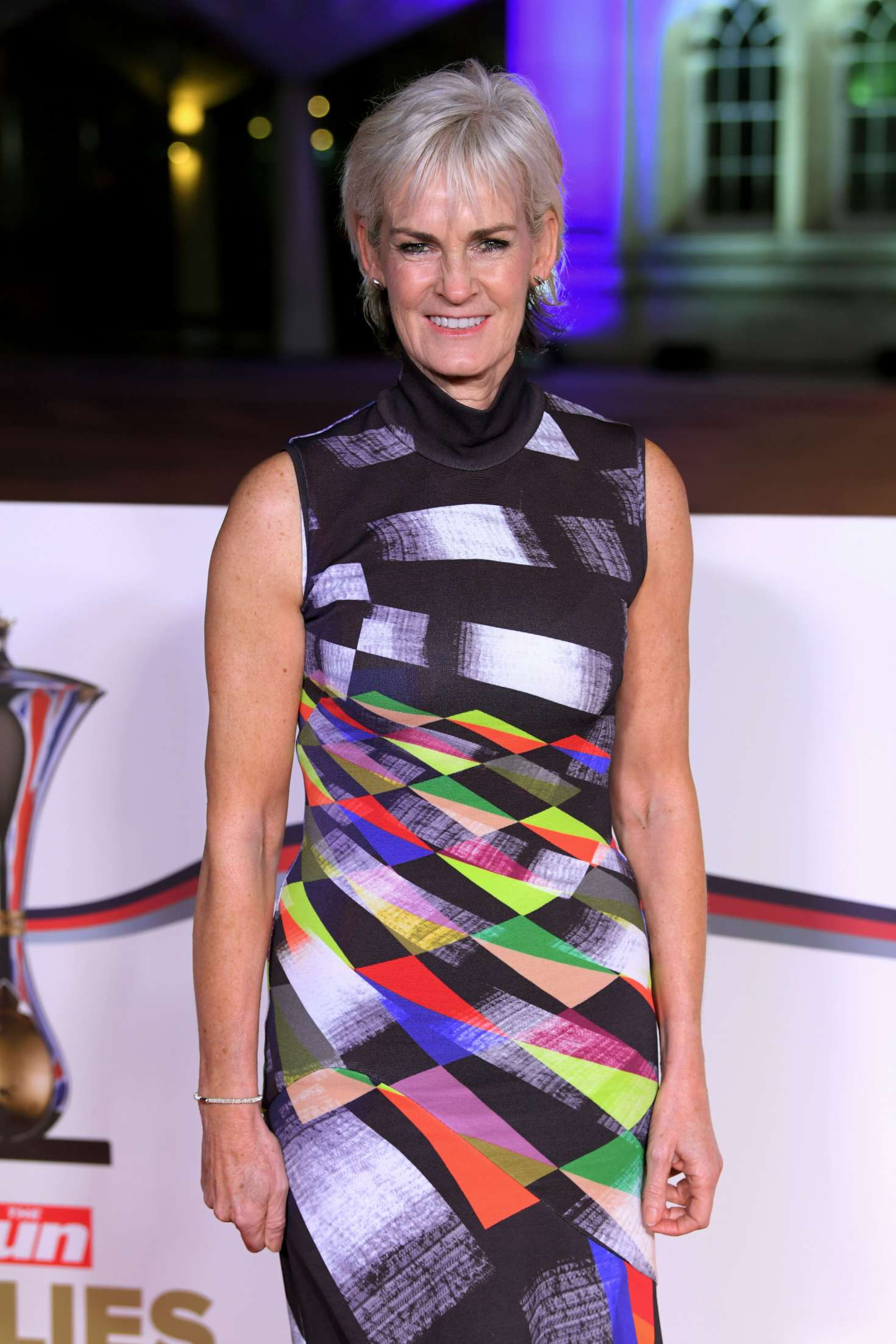 Judy Murray - The Millies Guildhall in London