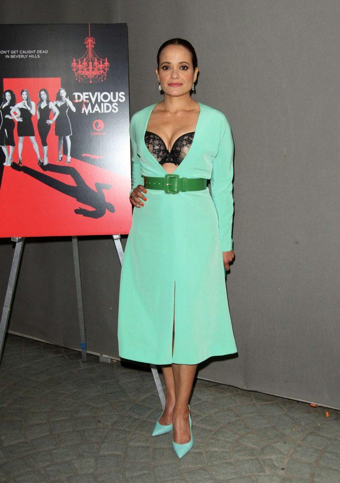 Judy Reyes: Devious Maids Season 4 Premiere -09 - GotCeleb