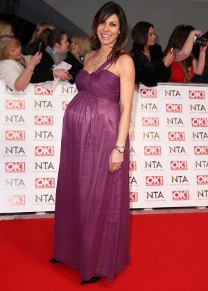 Julia Bradbury - 2015 National Television Awards in London
