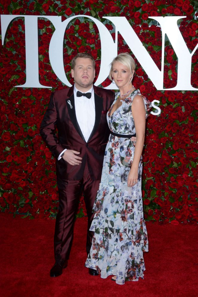 Julia Carey - 2016 Tony Awards in New York