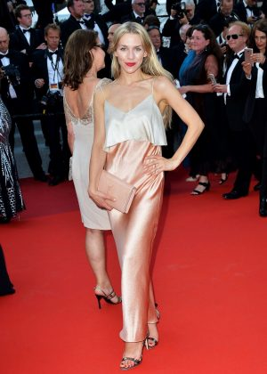 Julia Dietze - 'The Beguiled' Premiere at 70th Cannes Film Festival