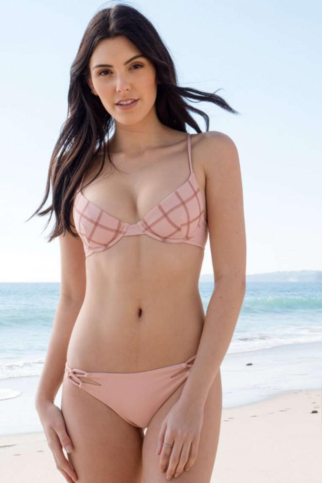 Julia Friedman - ACACIA Swimwear Photoshoot 2016
