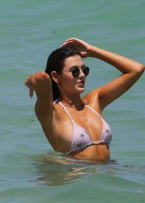 Julia Friedman in Bikini 2016 -03