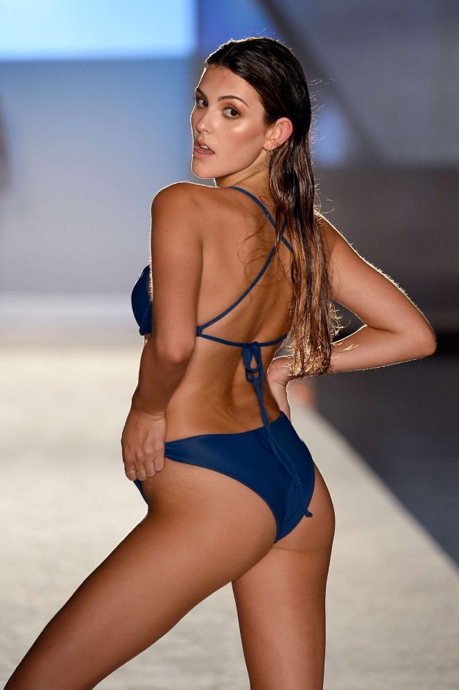 Julia Friedman - Issa de' Mar 2017 Collection Fashion Show in Miami