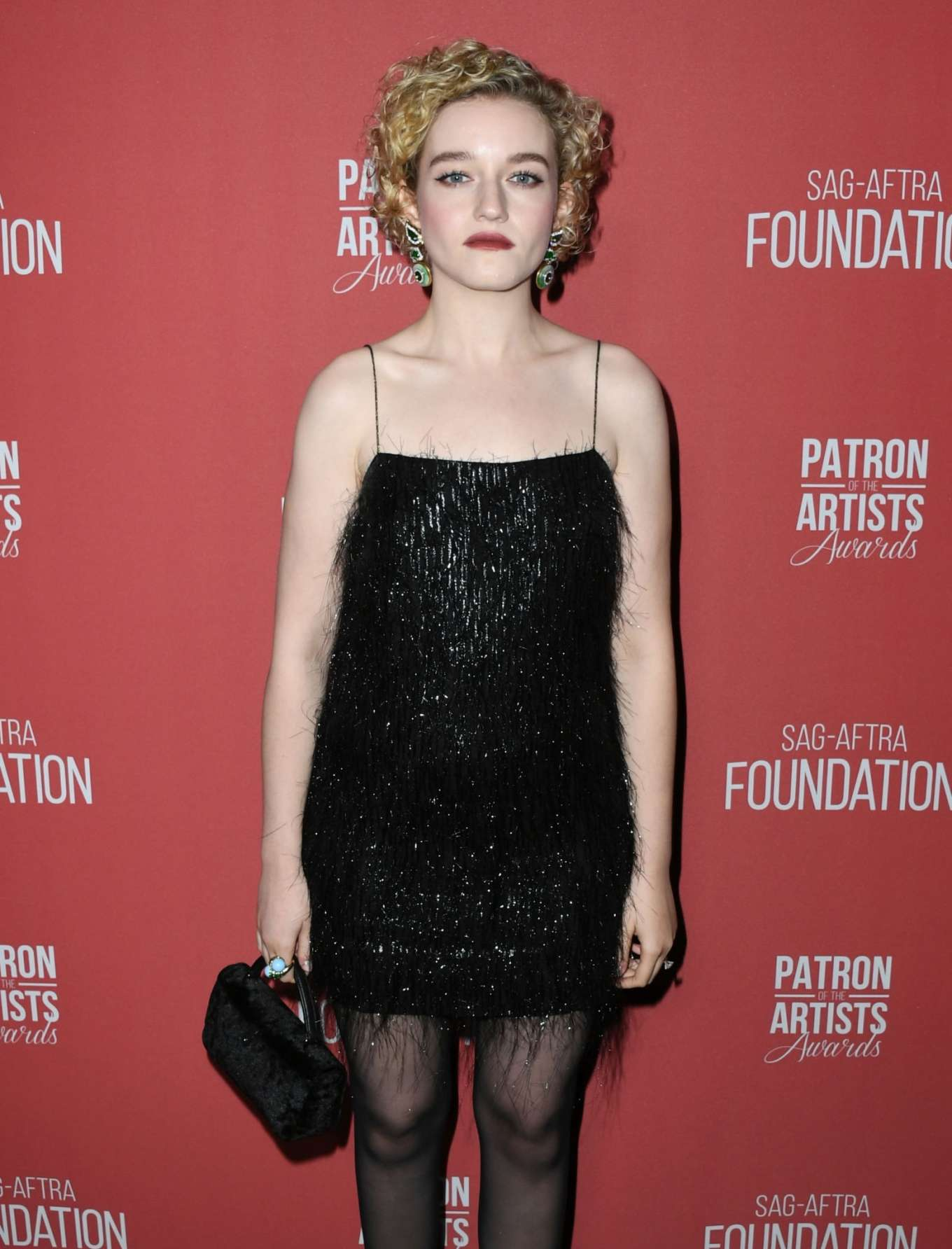 Julia Garner - 4th Annual Patron of the Artists Awards in Los Angeles