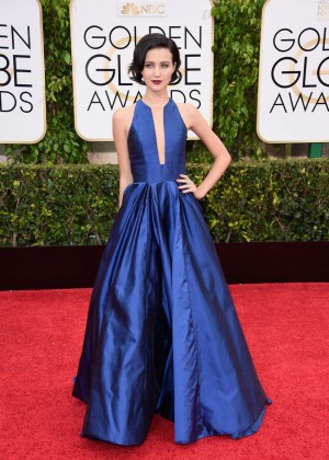 Julia Goldani Telles - 2015 Golden Globe Awards in Beverly Hills