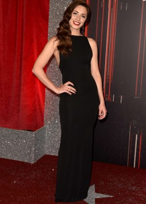 Julia Goulding - British Soap Awards 2017 in Manchester