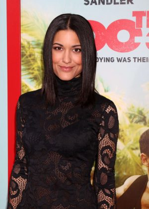 Julia Jones - 'The Do Over' Premiere in Los Angeles