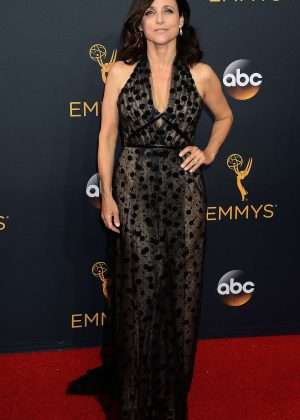 Julia Louis-Dreyfus - 2016 Emmy Awards in Los Angeles