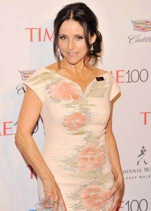 Julia Louis Dreyfus - 2016 Time 100 Gala in New York