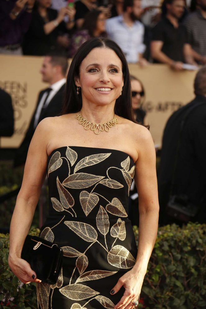 Julia Louis-Dreyfus - 2017 Screen Actors Guild Awards in Los Angeles
