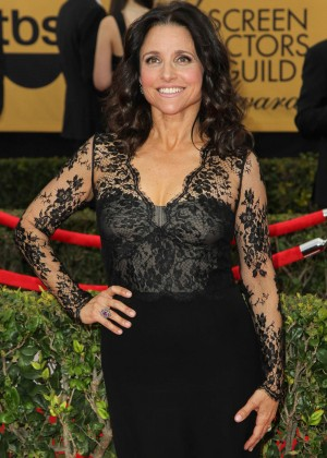 Julia Louis Dreyfus - 2015 Screen Actors Guild Awards in LA