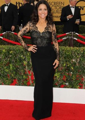 Julia Louis Dreyfus: 2015 SAG Awards -03