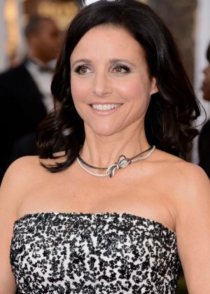 Julia Louis Dreyfus - 2016 SAG Awards in Los Angeles