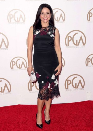 Julia Louis Dreyfus - 2015 Producers Guild Of America Awards