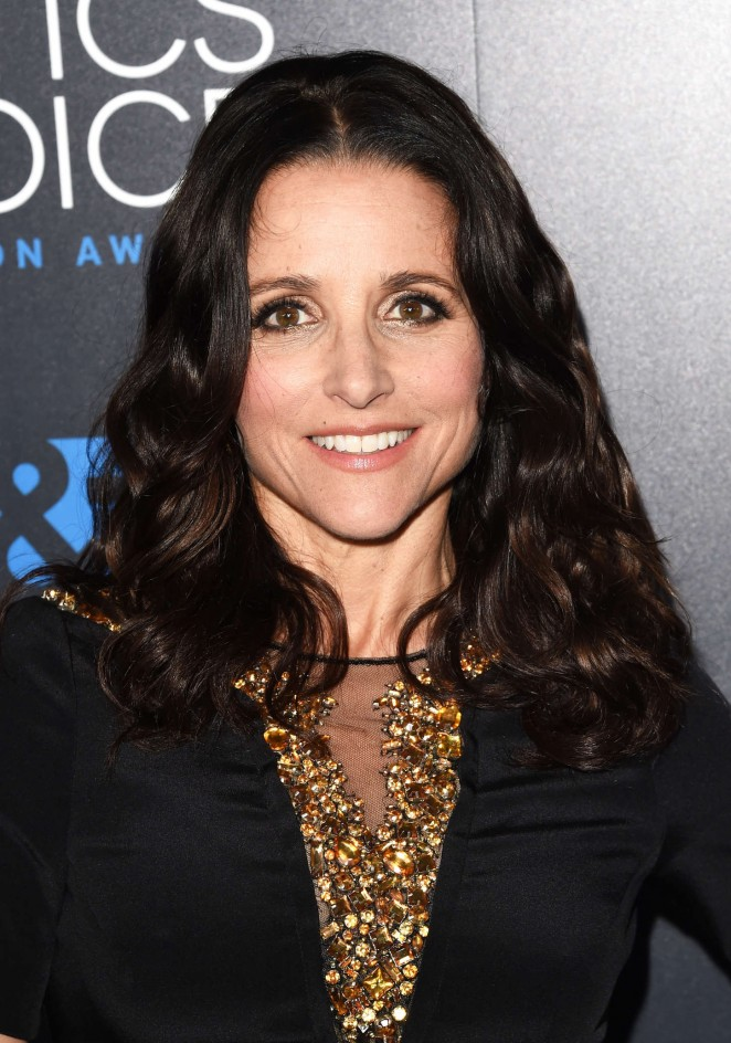 Julia Louis Dreyfus - 2015 Critics Choice Television Awards in Beverly Hills