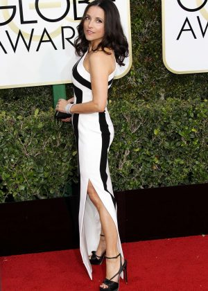 Julia Louis-Dreyfus - 74th Annual Golden Globe Awards in Beverly Hills