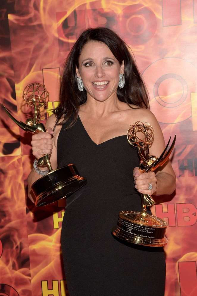 Julia Louis Dreyfus - HBO's Official 2015 Emmy After Party in LA