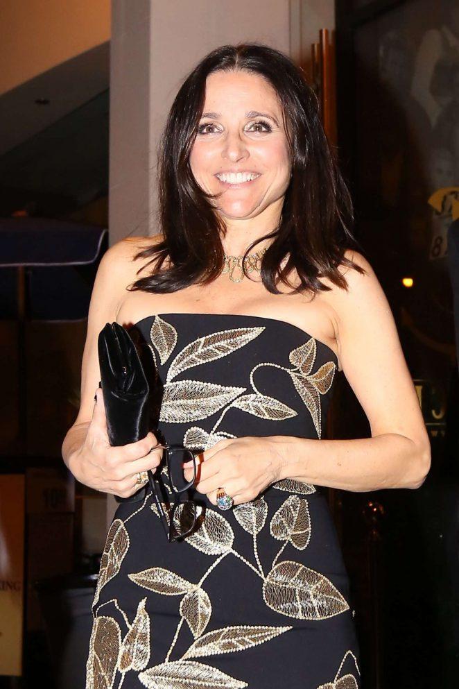 Julia Louis-Dreyfus - HBO SAG Awards After Party at Catch LA in West Hollywood