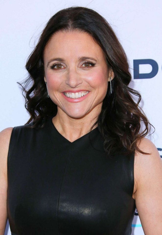 Julia Louis-Dreyfus - 'STAND UP! for the Planet' in Los Angeles