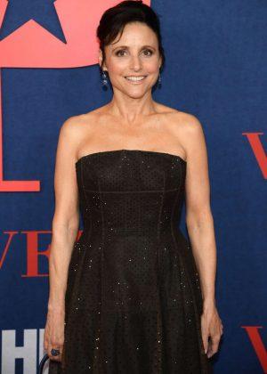 Julia Louis-Dreyfus - 'Veep' Season 7 Premiere in New York City