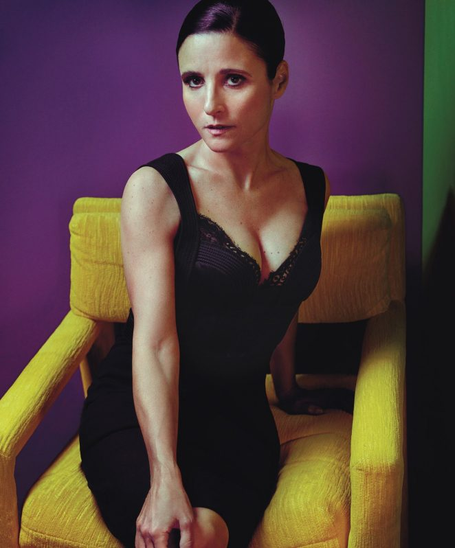 Julia Louis-Dreyfus - W Magazine's Royals 2016