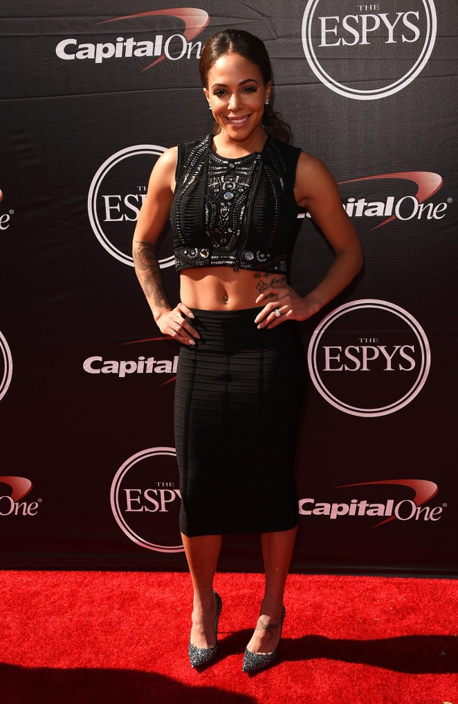 Julia Mancuso - 2015 ESPYS in Los Angeles